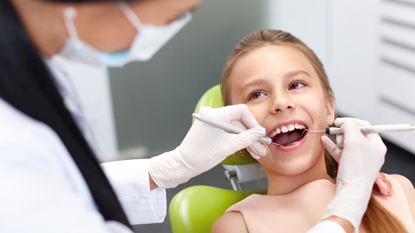 Stomatologia dziecięca