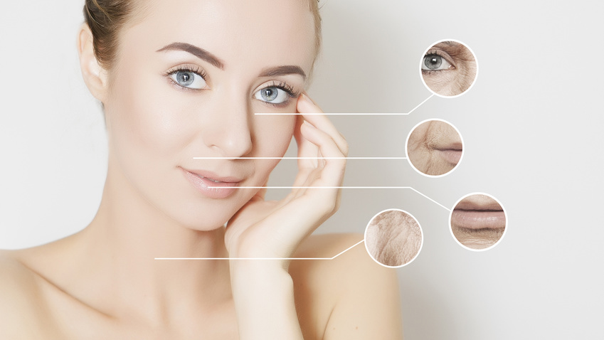 Likwidacja zmarszczek Botox